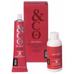 Crema Stirante per capelli Eco