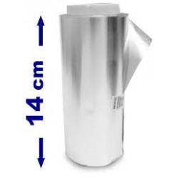 Rotolo Alluminio Per Meches 14 cm 400 gr
